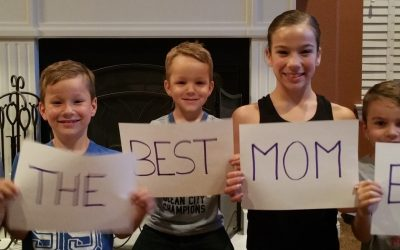 5 Reasons Moms are the Best!