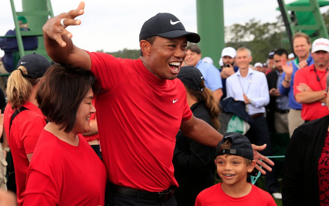 Tiger Woods Wins Masters, a Lesson in Redemption
